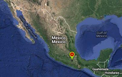 Temblor en la Ciudad de México