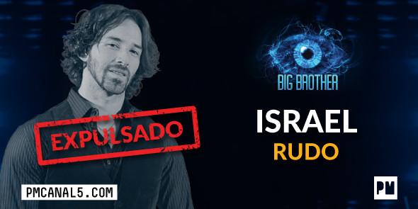 Rudo es el Expulsado de Big Brother