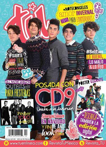 CD9 en la revista Tu