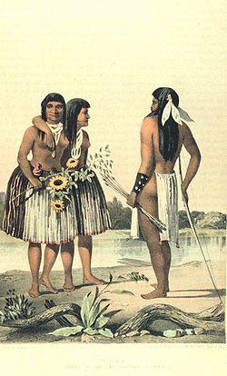 Nativos Yumas
