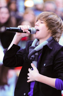 Foto 3 de Justin Bieber Today Show
