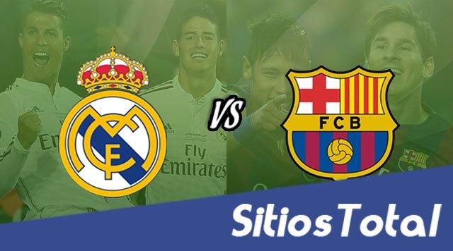 Real Madrid vs Barcelona en Vivo – fecha, horario, canal del clásico en México y España