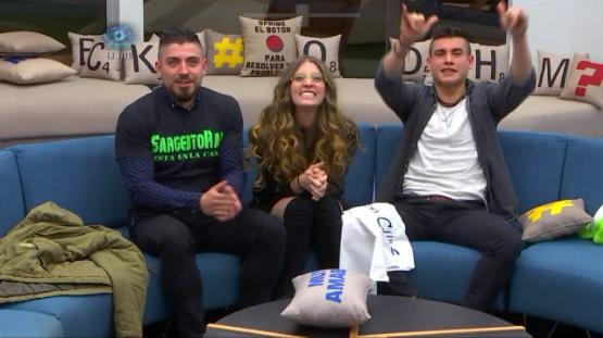 Danielle, Sargento Rap y Chile son los finalistas de Big Brother