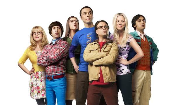 Por que The Big Bang Theory es trending Topic en México