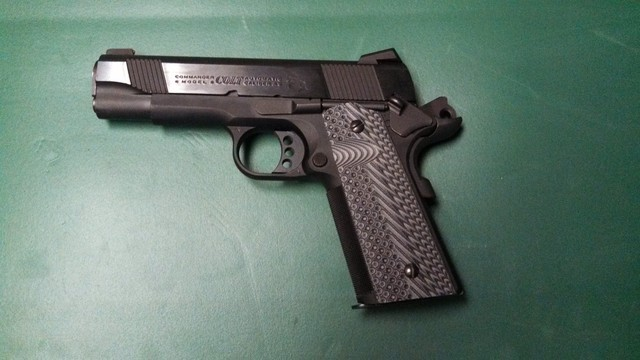 Replace Wiley Clapp grips - 1911Forum