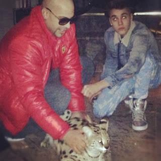 Foto de Justin Bieber en Instagram