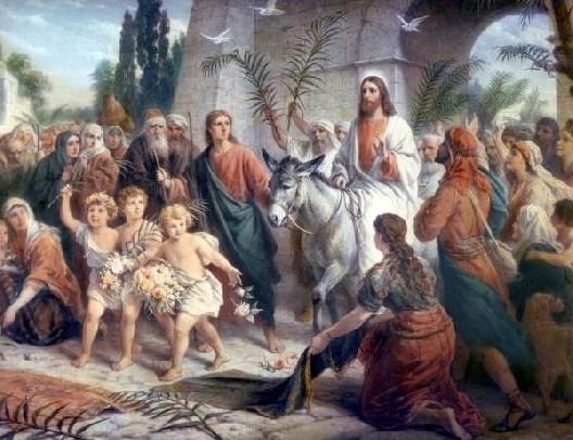 Que es el Domingo de Ramos?