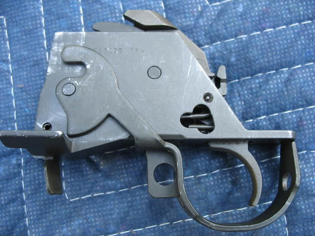 TRW Trigger Group , H&R Trigger Group + Winchester Bolt
