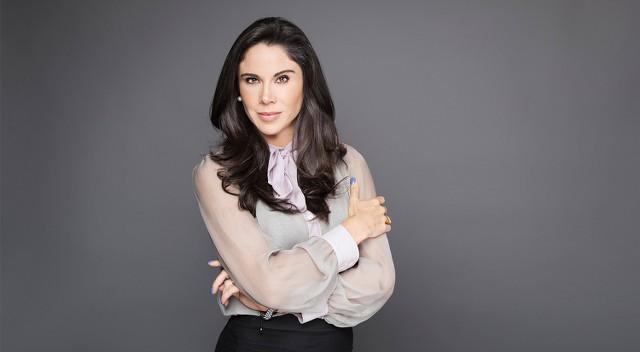Paola Rojas con nuevo programa en el Canal de las Estrellas
