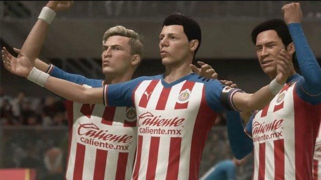 Chivas ya tiene jugador para el campeonato virtual FIFA 20