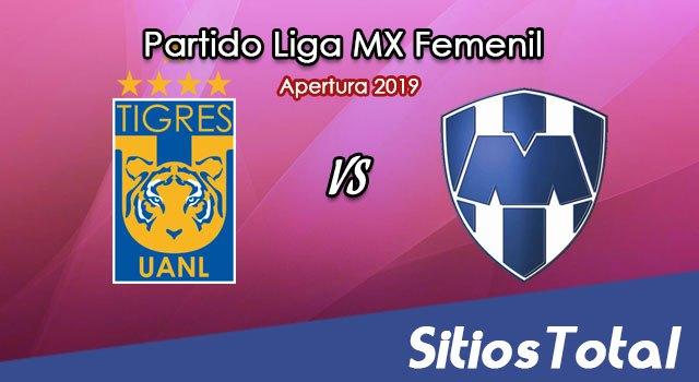 Ver Tigres vs Monterrey en Vivo – Final Ida – Liga MX Femenil – Apertura 2019 – Viernes 29 de Noviembre del 2019