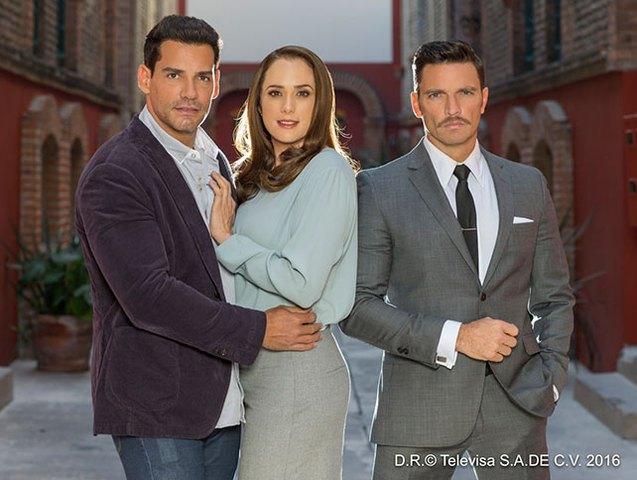 Hoy inicia la telenovela Sueño de amor en México