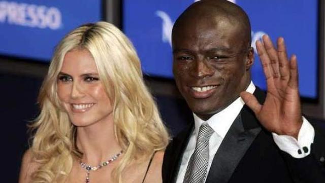 Que le vio Heidi klum a su esposo Seal