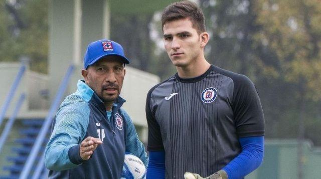 Sebastian Jurado podría debutar con Cruz Azul