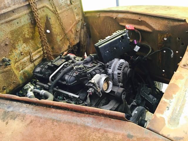 '07 Trailblazer SS Swap In '51 Ford F1