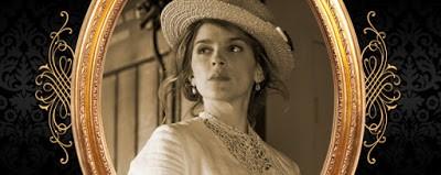 Irene Azuela en su personaje de Isabel Alarcón