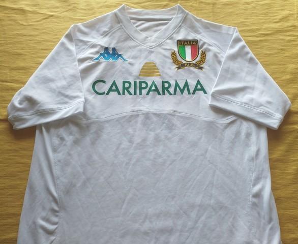 1684b81a1b IN VENDITA SPLENDIDA MAGLIA DELLA NAZIONALE ITALIANA DI RUBGY. BELLISSIMA!  Marca  KAPPA. Stagione  2006