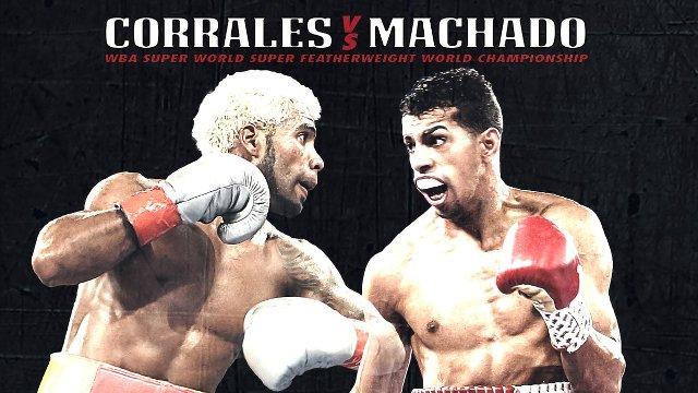 Jezreel Corrales vs Alberto Machado en Vivo – Box – Sábado 21 de Octubre del 2017