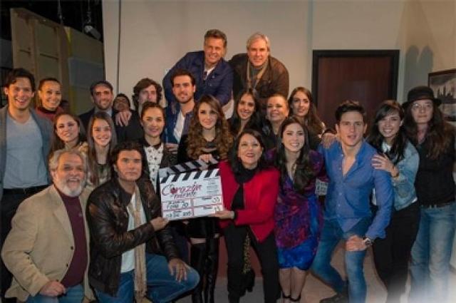 Elenco de la telenovela Corazón
