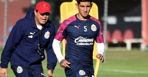 Liga MX confirmó que Victor Guzmán esta inhabilitado
