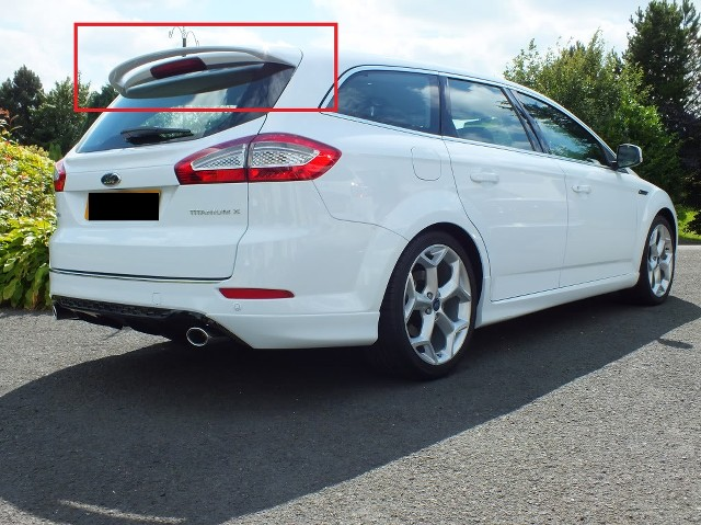 ford mondeo mk4 towbar fitting instructions