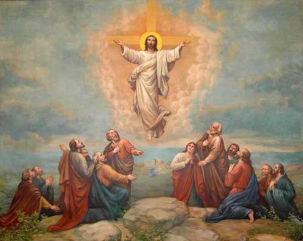Resurrección y ascensión de Cristo