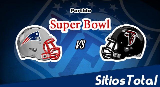 Patriotas de Nueva Inglaterra vs Halcones de Atlanta en Vivo – Super Bowl 2017 (NFL)