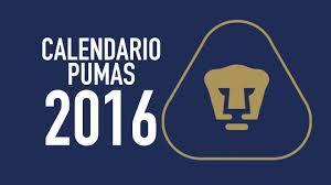 Fecha de los partidos del Pumas en el Apertura 2016