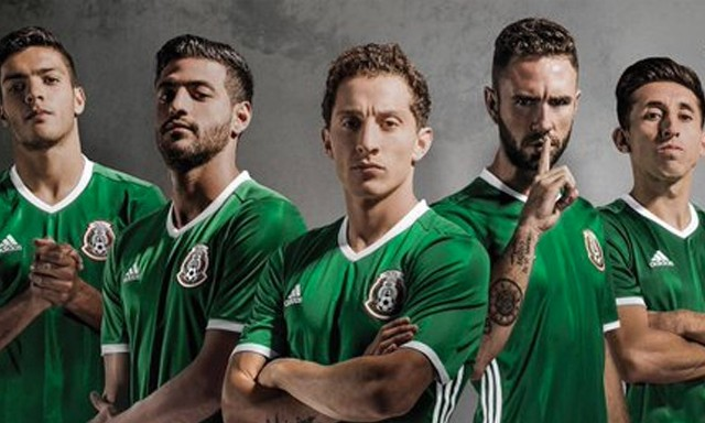 Calendario Completo 2017 de la Selección Mexicana