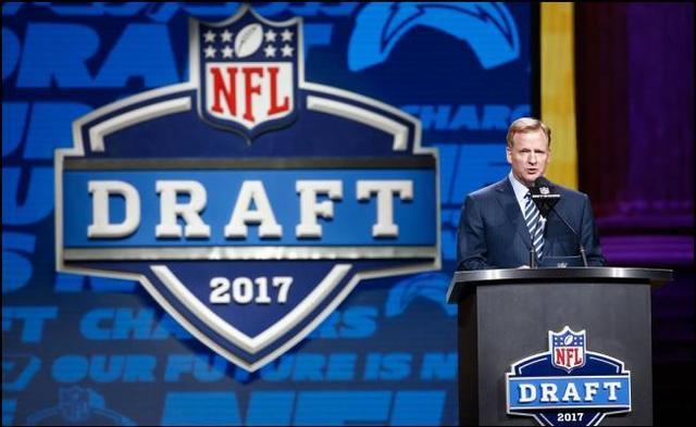 Las primeras 32 selecciones de la primera ronda de Draft de la NFL