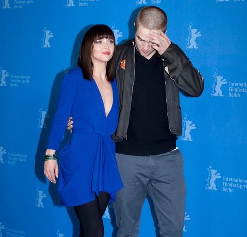 Robert Pattinson tiene nueva novia, la actriz Christina Ricci