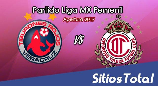 Veracruz vs Toluca en Vivo – Liga MX Femenil – Sábado 19 de Agosto del 2017