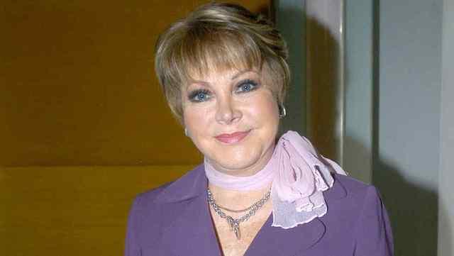 Lolita Ayala se va del noticiero vespertino del Canal de las Estrellas
