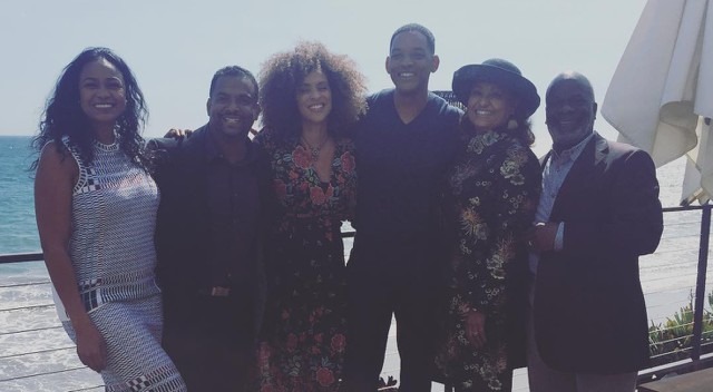 El reencuentro de Will Smith y el reparto de 'El Príncipe de Bel Air'