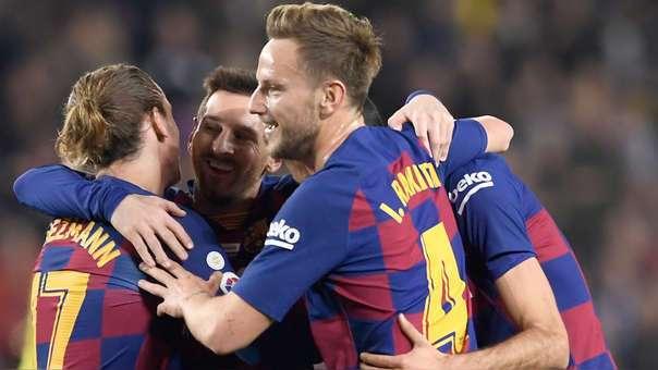 Resultado Barcelona vs Mallorca – J16 – La Liga