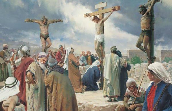 Crucifixión de Jesús