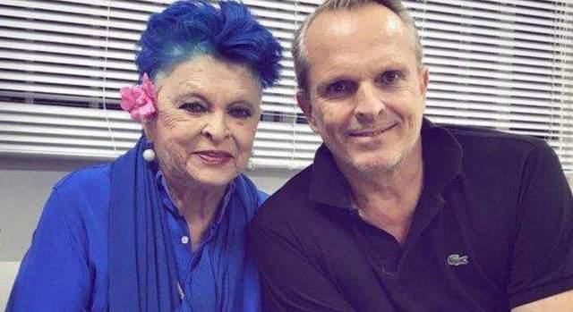 Fallece Lucía Bosé mamá de Miguel Bosé a causa del Coronavirus
