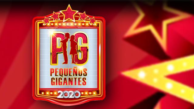 Pequeños Gigantes en Vivo – Domingo 5 de Julio del 2020