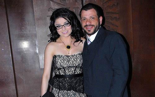 Archie Balardi le pidió matrimonio a Violeta Isfel