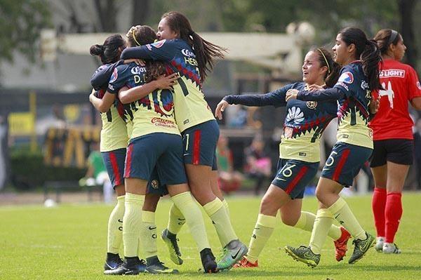 Resultado América 1-0 Xolos J1- Liga MX Femenil