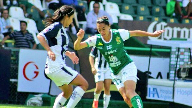 Resultado León vs Monterrey -J2- Liga MX Femenil