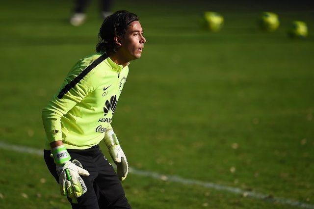 Óscar Jiménez se dice listo para suplir a Marchesin