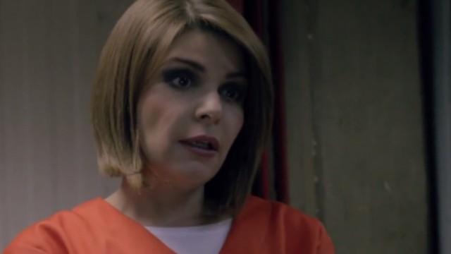 Itatí Cantoral como Soraya Montenegro en «Orange is the New Black»