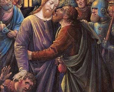 Arresto de Jesús