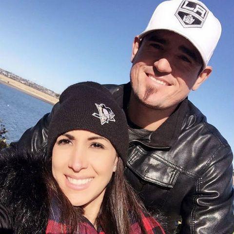Cynthia Urías y Jorge Cantu se casaron en Las Vegas