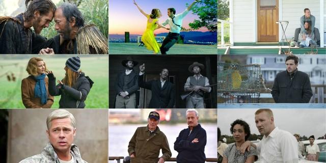 Trailers de las películas nominadas a los Globo de Oro 2017