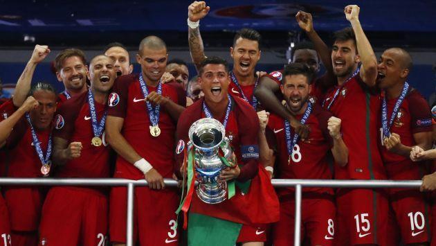 Portugal venció 1-0 a Francia y es el nuevo campeón de la Eurocopa 2016