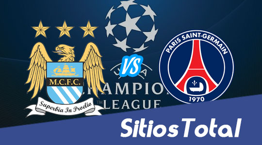 Manchester City vs PSG en Vivo – Vuelta Cuartos de Final Champions League – Martes 12 de Abril del 2016