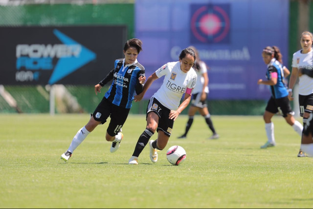 Resultado Querétaro vs Tigres J1- Liga MX Femenil