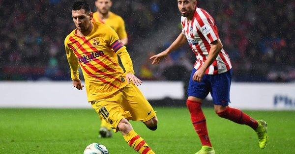 Resultado Atlético de Madrid vs Barcelona – J15 – Liga Española